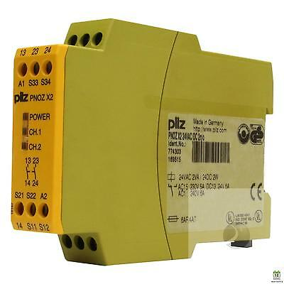 Pilz 774303 PNOZ X2 Safety Relay 24VAC/DC Tested with 12 month warranty