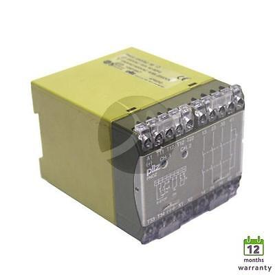 Pilz PNOZ 230VAC 3S 10 474650 safety relay with 12 month warranty