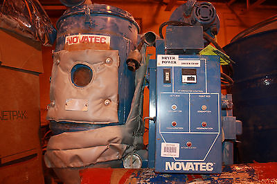 Novatec MD-25 dryer