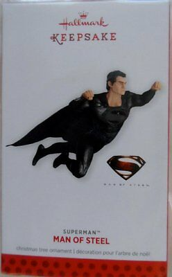 SDCC 2013 - Superman Man of Steel Variant - Hallmark Keepsake - Brand New