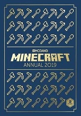 The Official Minecraft Annual 2019 (Annuals 2019) - by Mojang AB (Hardcover)