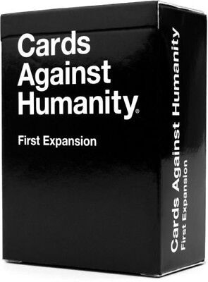 Cards Against Humanity First Expansion Set 1 Sealed Australia