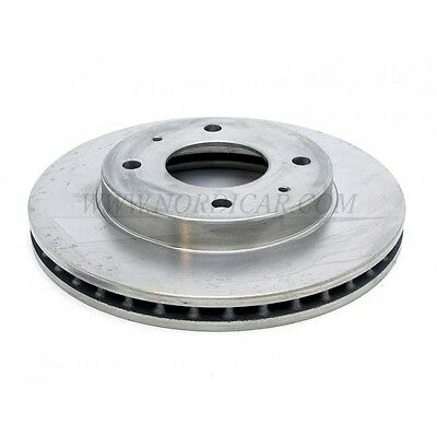 Volvo brake disc; front; 256 mm for Volvo S/V40 (1996-1997), Ate no. 30872926