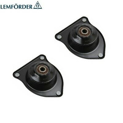 Set of 2 Front Suspension Strut Mounts with Bearings L R for Mini Cooper 02-06 R50 R52 R53