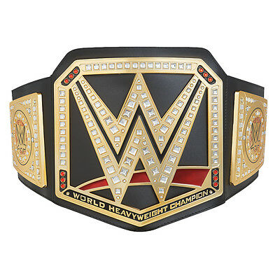 Wwe World Heavyweight Championship Toy Title Belt Official New