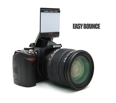 LIM'S Easy Bounce Pop up Flash Diffuser for DSLR LS-EB1KR