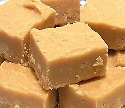 CREAMY SMOOTH PEANUT BUTTER FUDGE 1 LB Candy $12 Made to Order.