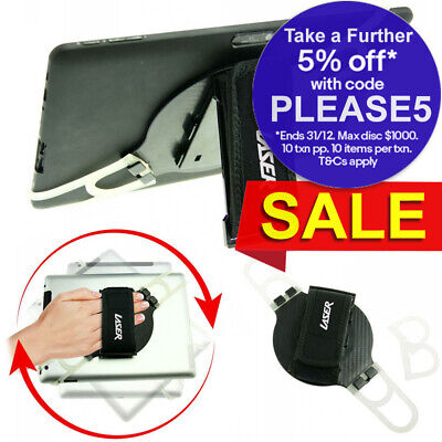 Laser Mount/Desk Stand/Hand held/Grip/Holder For Ipad Mini/Air Tablet Rotating