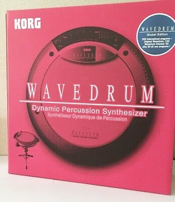 NEW Korg WAVEDRUM Global Edition Percussion Synthesizer WD-X-GLB from JAPAN