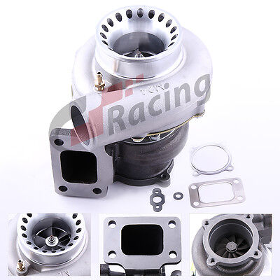 New Turbo GT3582 Com AR.70 AR.63 Water Cold 4 Bolt T3 Turbocharger up to 600HP