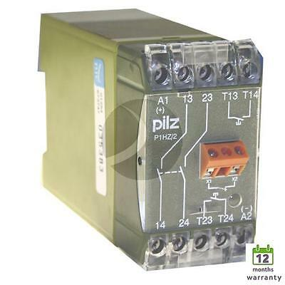 Pilz 675500 PNOZ/Z/24VACDC safety relay   tested with 12 month warranty