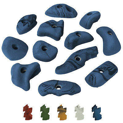 """12 Climbing Holds """"HAPPY"""" for KIDS and Adults Climbing Hold for children"""