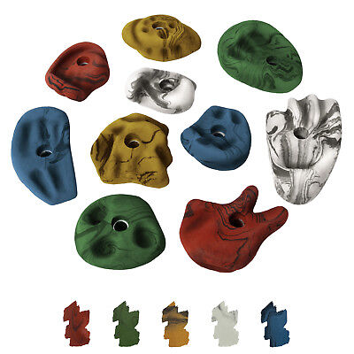 10 Children's Jugs Coral Reef Size L - extraordinary Models Climbing Holds Hold