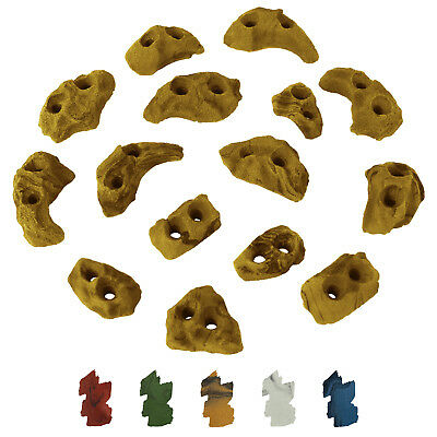 15 Climbing Holds Size XS - Holds like a Rock Hold Climbing Stones stone