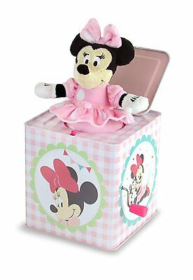 Disney Minnie Jack-in-the-Box Instrument  by Kids Preferred Perfect addition