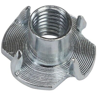 1000 T/Tee nuts M 10 for CLIMBING HOLDS
