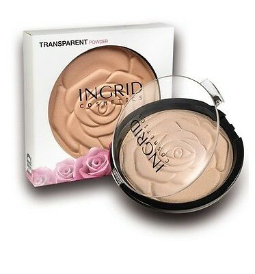Verona Ingrid Transparent Compact Powder Hd Beauty Innovation Matte