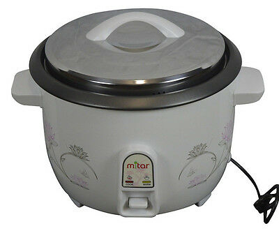 Commercial Rice Cooker Large 10 Liter Rice Cooker - High Quality 23 Cups