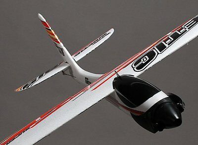 RC Super Kinetic Aerobatic Sport Glider Airplane EPO 815mm (PNF)