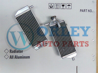 For YAMAHA YZ450F YZF450 RADIATOR 2014 2015 2016 14 15 16 Full Pair ALUMINUM