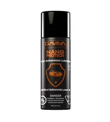 GAMMA NANO Auto Anticorosion Lubricant - Protect up to – 80°C