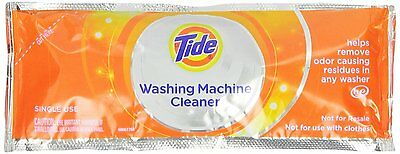 Tide Washing Machine Cleaner, 7-count Single Use model number: 170654 BRAND NEW