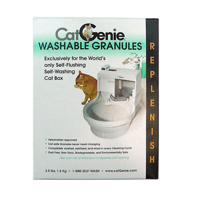 CatGenie Washable Granules Case
