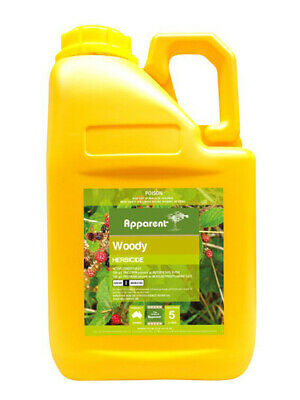 Apparent Woody Herbicide Triclopyr / Picloram (equiv Grazon ) 5 Litre 1083