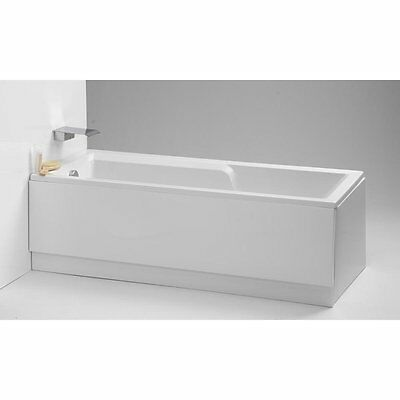 1700mm x 510mm Universal Acrylic Bath Panel,Can Be Cut Down To Fit Smaller Baths