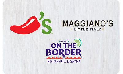 $10 / $25 / $50 Maggiano's Physical Gift Card - Standard 1st Class Mail Delivery