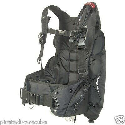 Zeagle Scout Scuba Diving BC BCD Buoyancy Compensator USA MADE SIZE SMALL