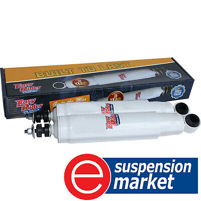NEW FRONT SHOCK ABSORBER TOYOTA LANDCRUISER 75 SERIES 4X4 41mm FOAM CELL 1 PAIR