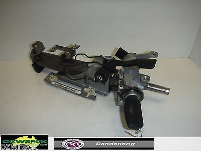 Ford Fg Falcon Steering Ignition Column (Barrel) With Key Each
