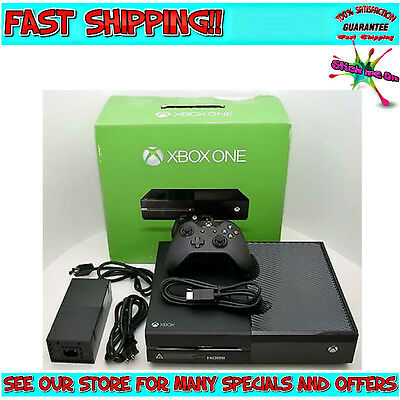 Xbox One Console 500gb | + *4 FREE GAMES + 4 MOVIES* | + Xbox Live Trial Code