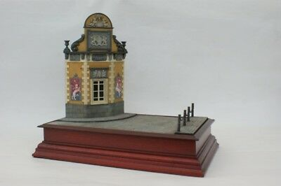 Reality In Scale 1:35 Resin Villa Palladio w Decal Wallpaper Stained Glass 35074