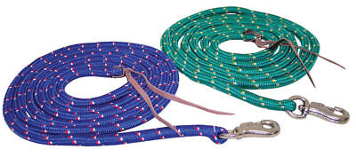 NEW 12' (3.6mt) Training Rope Horsemanship Lead - Great for all kinds of uses
