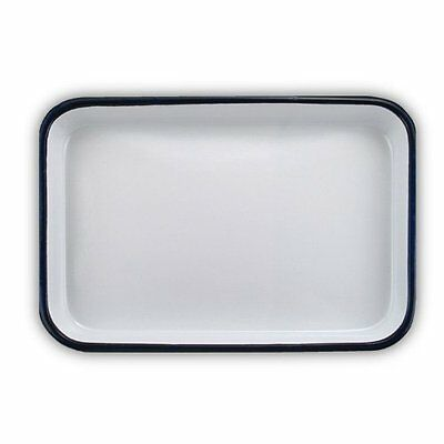 Enamel Butcher Tray 7x10.5 inches by Art Alternatives Great for watercolor (NEW)