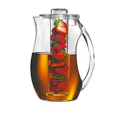 NEW Serroni Unbreakable Fruit Infusion Pitcher (RRP $66)