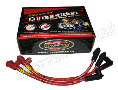 Mazda RX-8 Magnecor Performance HT Ignition Leads & warmer grade NGK Spark Plugs