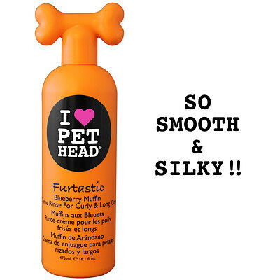 Pet Head Furtastic Creme Rinse 475Ml Cotphf2