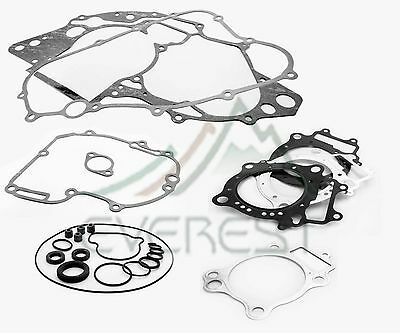 2004-2007 Complete Top & Bottom Gasket Kit Set Fits Honda Crf250R Crf 205 R 250R