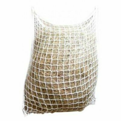 NEW Supa Stable Slow feed Haynet 3cm holes horse pony cattle hay net