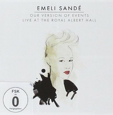 Our Version Of Events: Live At (Nachfolgeversion)-Emeli Sande-Cd + Dvd (2) Neu