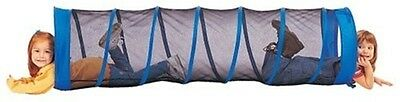 Pacific Play Tents THE FUN TUBE TUNNEL 6 FT - BLUE - NO LIP - 20406 Kids Tunnel