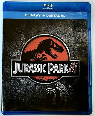 Jurassic Park Iii Blu Ray Free Shipping World Wide Buy It Now Sam Neill