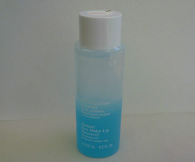 CLARINS Instant Eye Make-Up Remover, 125ml, Brand New Sealed!!