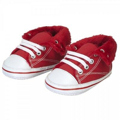 Chaussons Basket Rouge MM