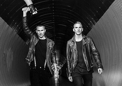 A3 420X297Mm Galantis 1 Glossy Poster + A Free Surprise A3 Poster