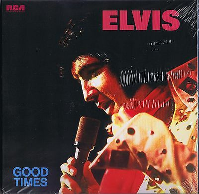 Elvis Presley GOOD TIMES - FTD 86 New / Sealed CD
