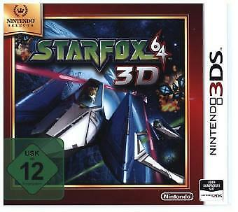 Nintendo 3Ds Star Fox 64 3D Selects New